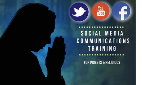 Attend the social media training for priests and religious